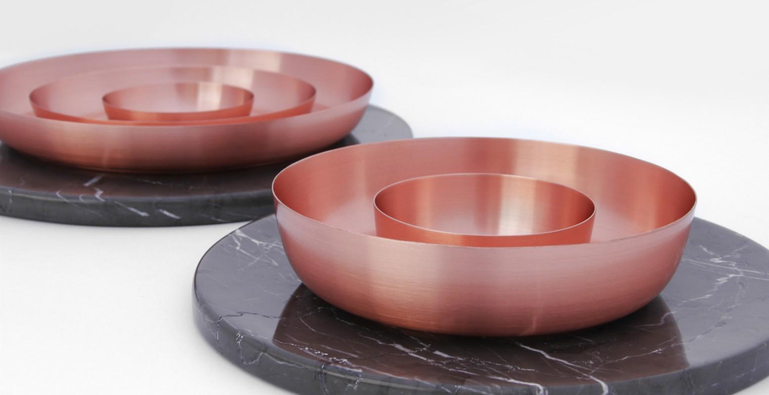 Bangle - copper 02 - Sayar&Garibeh