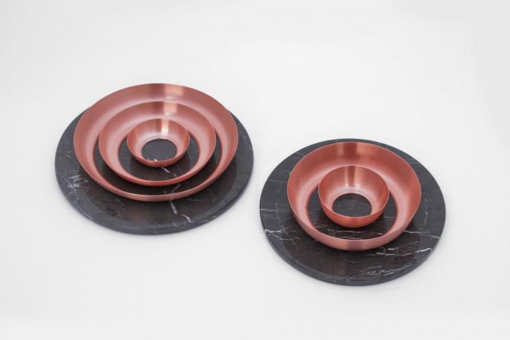 Bangle - copper 03 - Sayar&Garibeh