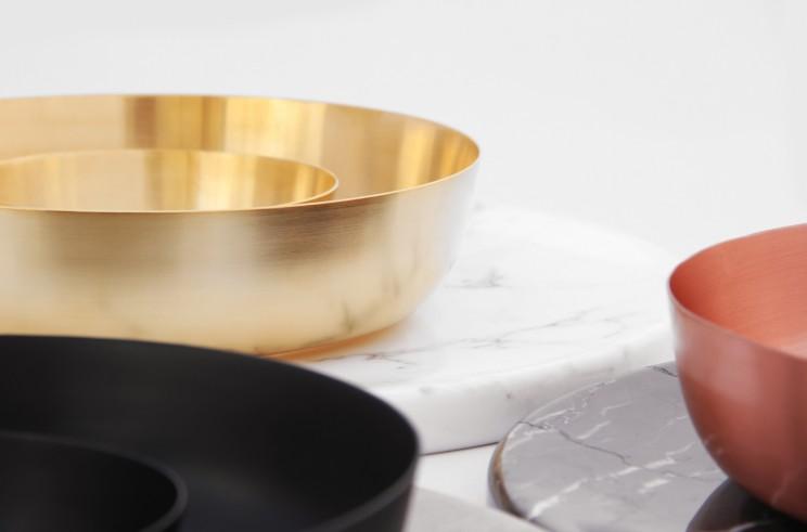 Bangle - copper gold black 01 - Sayar&Garibeh
