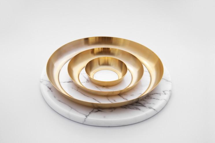 Bangle - gold 01 - Sayar&Garibeh