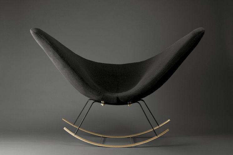 Great Egret Chair - SAYAR GARIBEH - 001