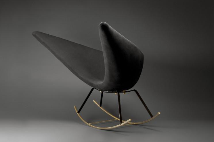 Great Egret Chair - SAYAR GARIBEH - 003