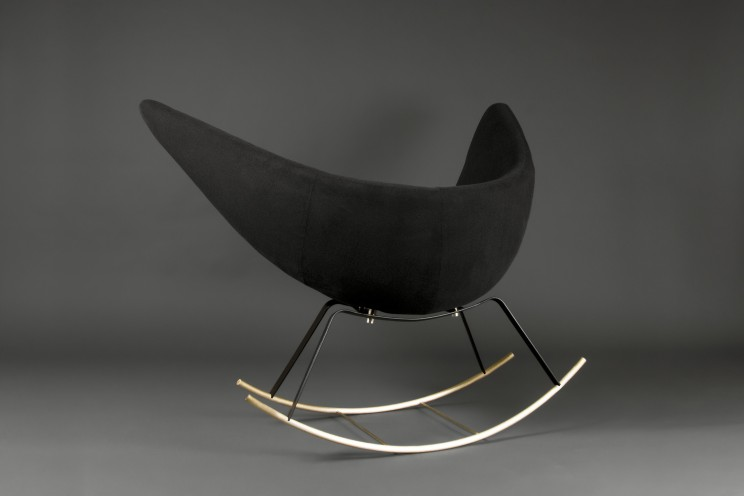 Great Egret Chair - SAYAR GARIBEH - 010