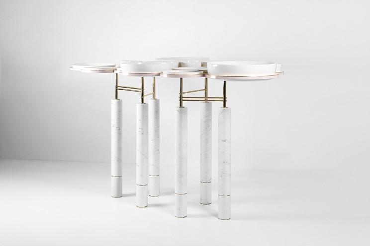 Juggler buffet table 003 - sayargaribeh for HOT